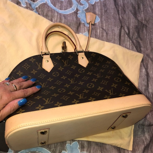 Louis Vuitton Handbags - Louis Vuitton Alma MM  SOLD ON ANOTHER Site